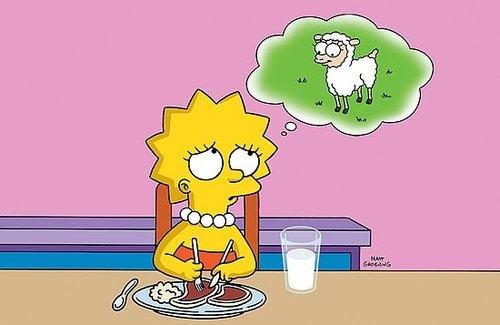 Going Vegetarian (Hot or Not?)